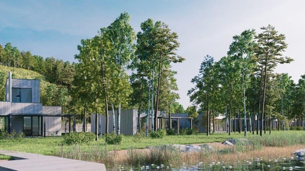 Cottages bij Terhills Resort nabij Elaisa Energetic Wellness aan het Nationaal Park Hoge Kempen